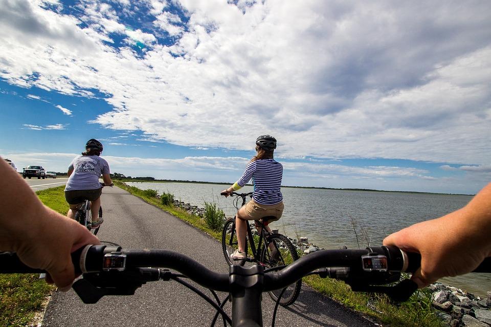 dovolená na kolech