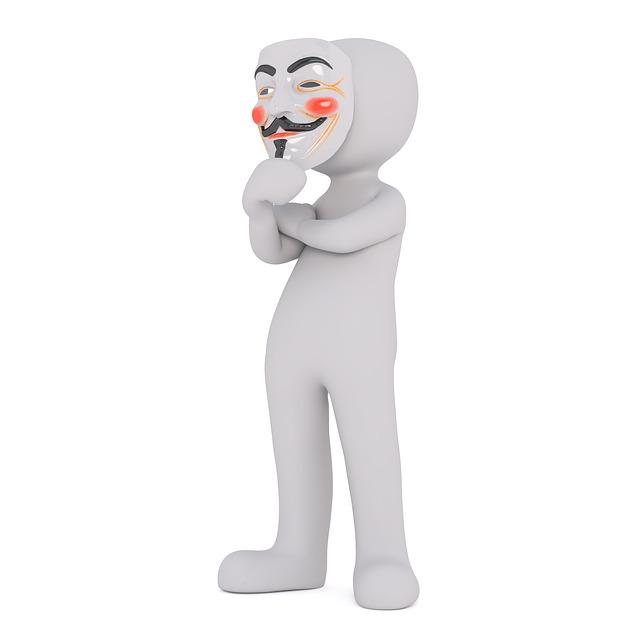 anonymní postava