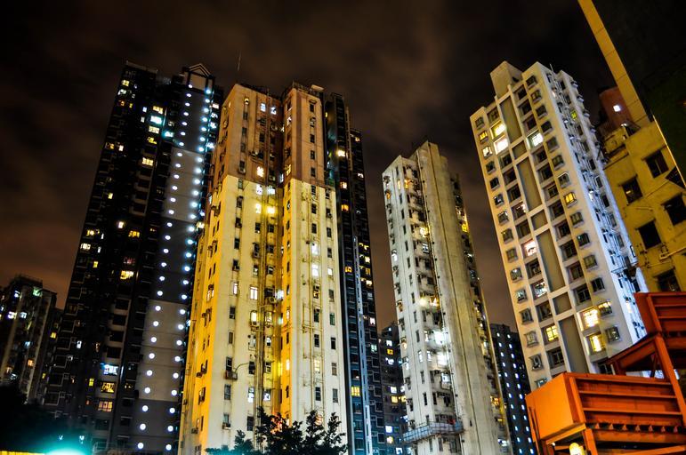 Osvětlené byty